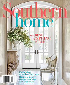 Southern Home cover story